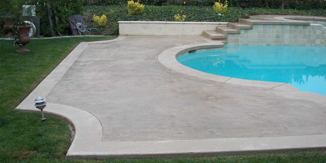 Stained Concrete & Concrete Staining Contractor | Palm Springs ...